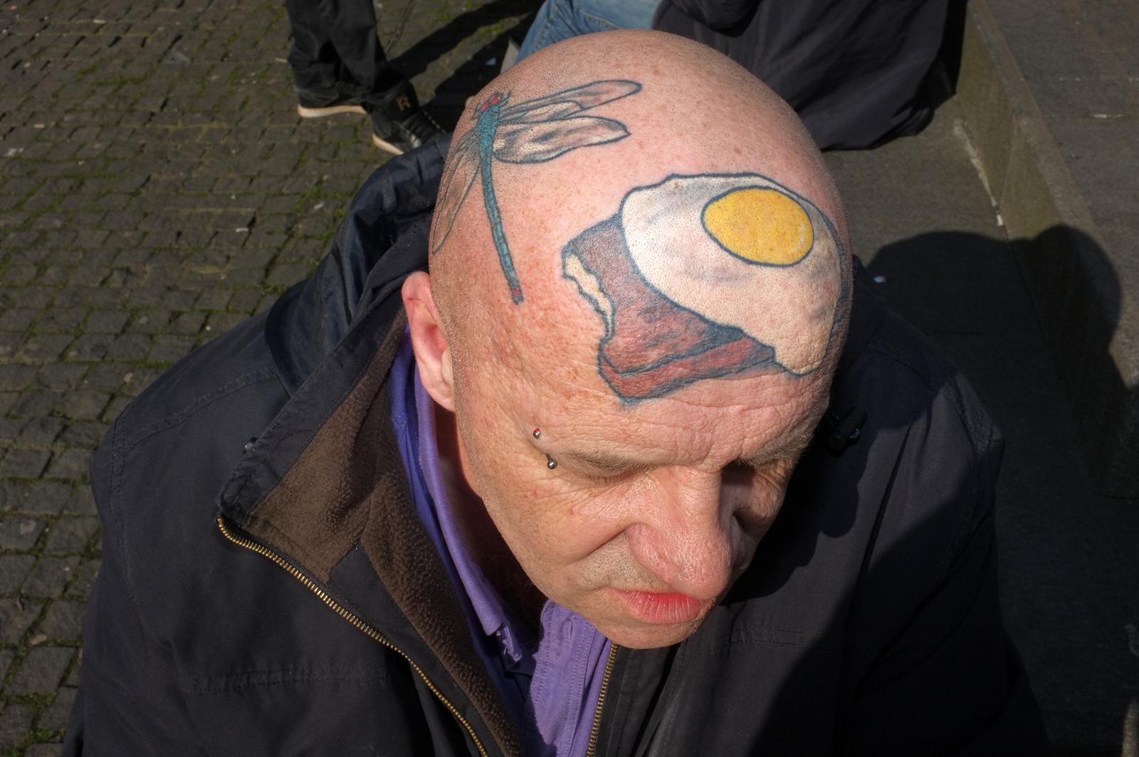 Татуировки смешные картинки